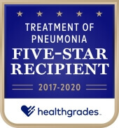 Treatment of Pneumonia Five-Star Recipient